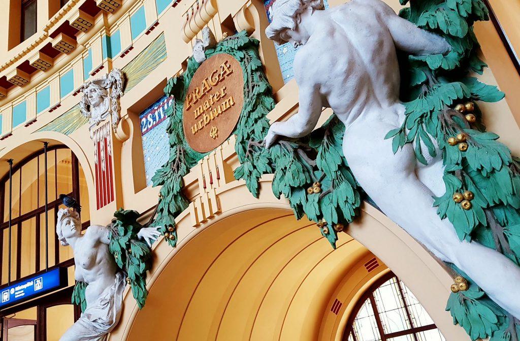 Prag Architektur, Jugendstil