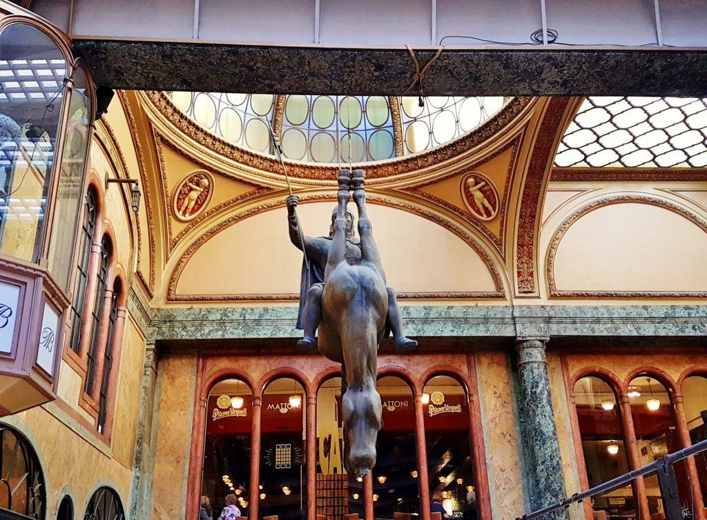 Prag Architektur im Jugendstil