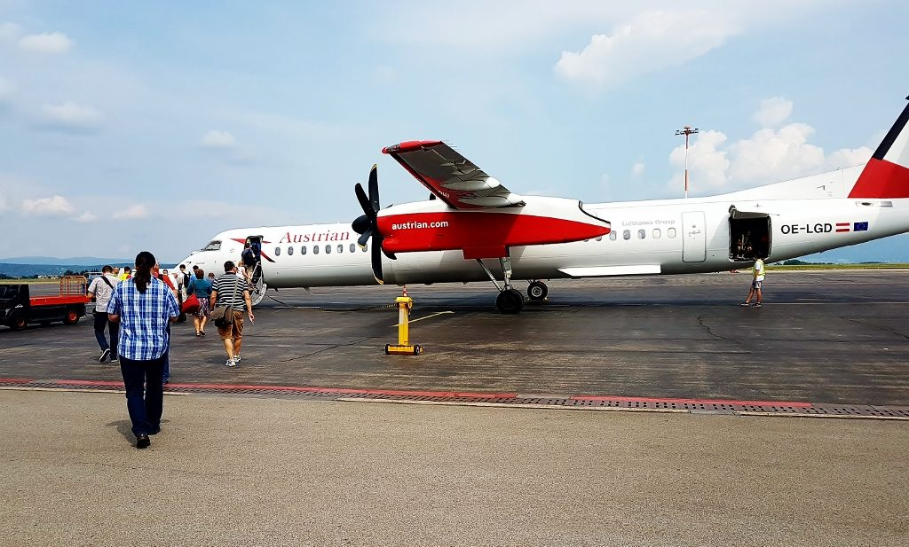 Eine Kulturhauptstadt wird wachgeküsst! Reisen per Flug