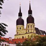2 Türme einer Kathedrale