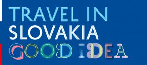 Logo führt zu Slovakia Travel