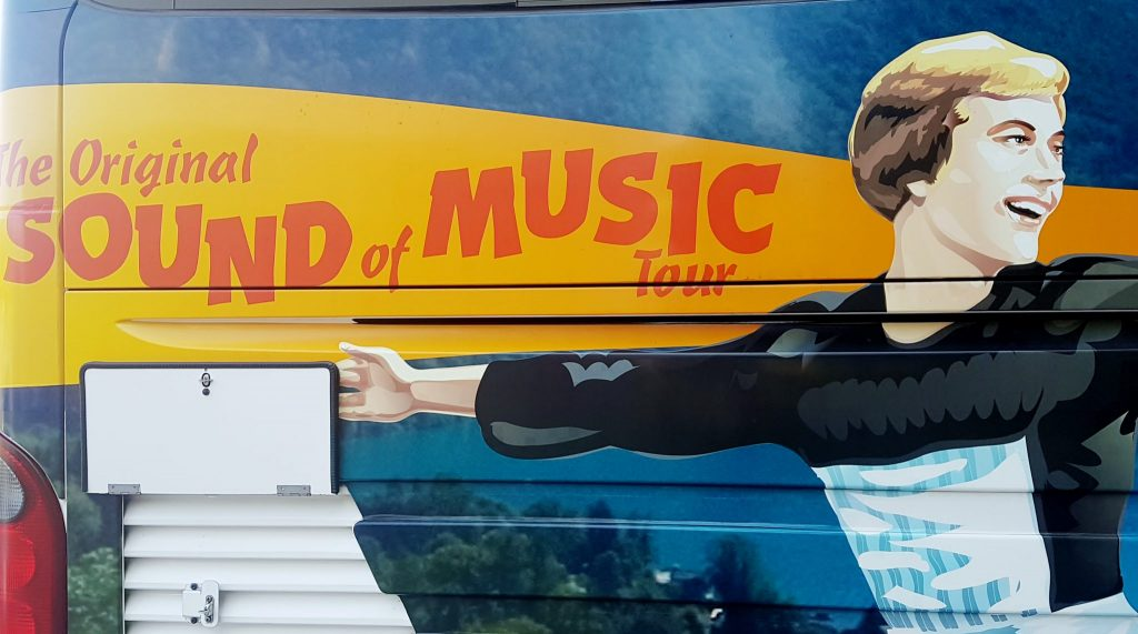 Sound of Music Bus