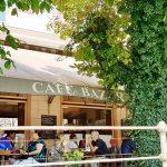 Café Bazar Terrasse
