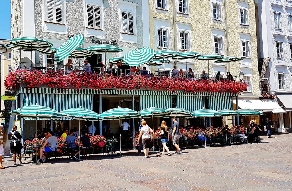 Salzburgs Kaffeehauskultur vom Feinsten