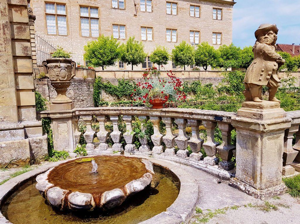 Schlossgarten Weikersheim Gartenführung