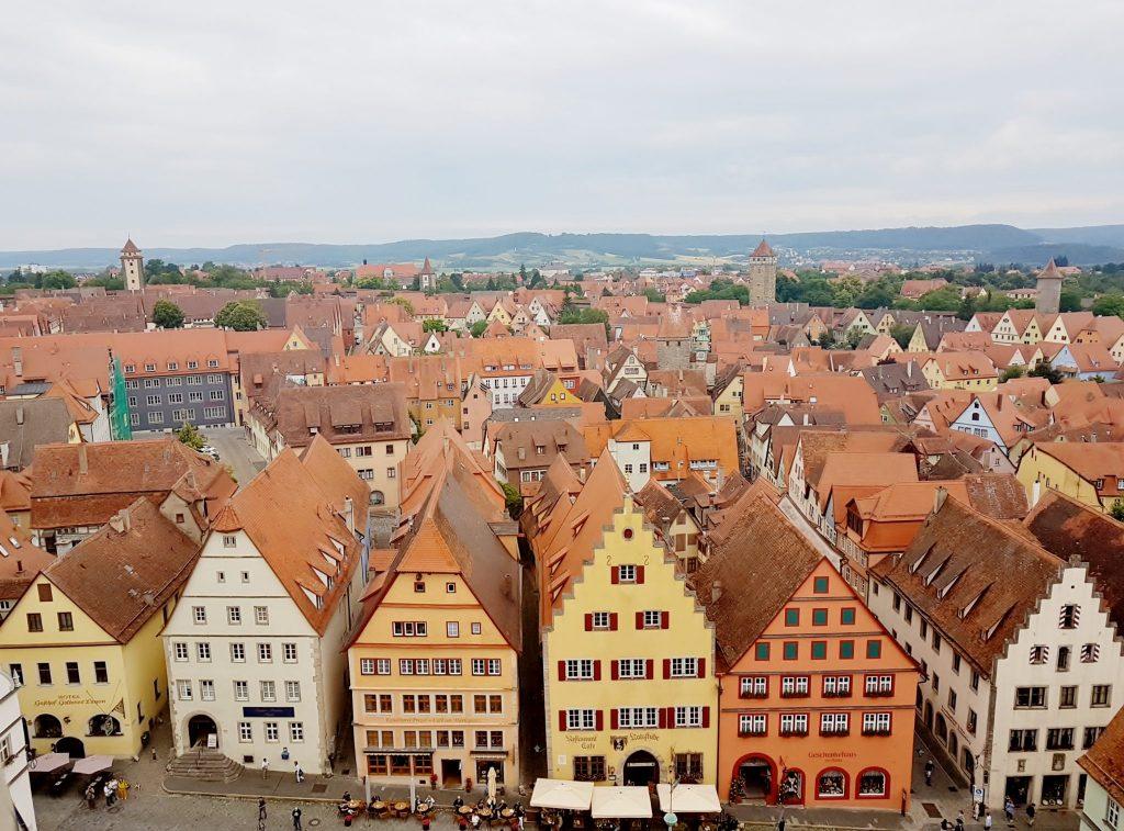 Reisen ins Taubertal nach Rothenburg
