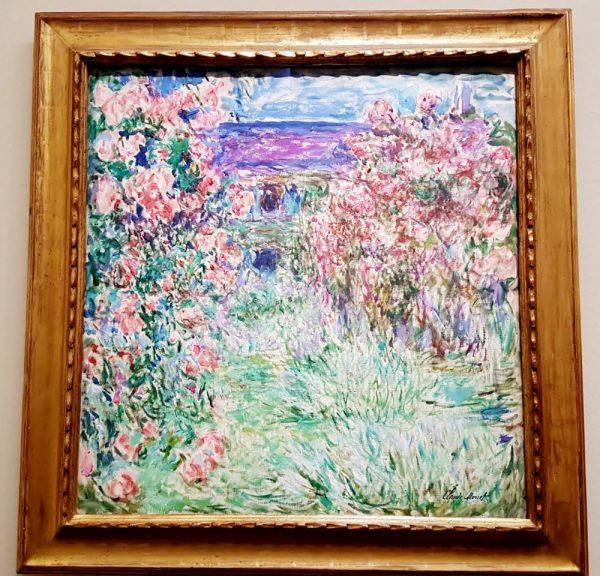 Monet Ausstellung Wien - Welt im Fluss