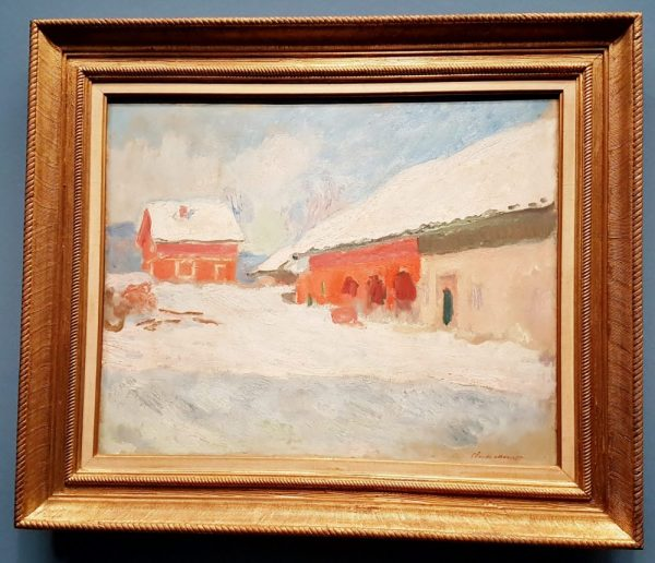 impressionistisches Gemälde