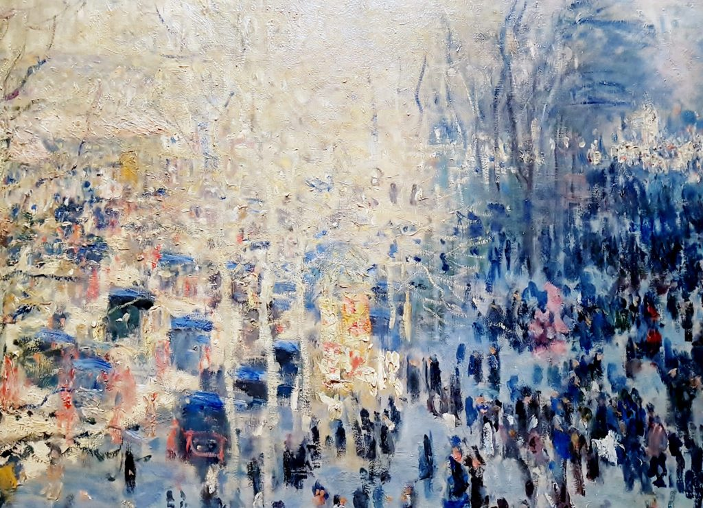 Monet Ausstellung in Wien - Welt im Fluss