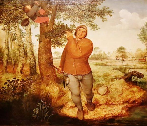 Bruegel Ausstellung Wien Gemälde