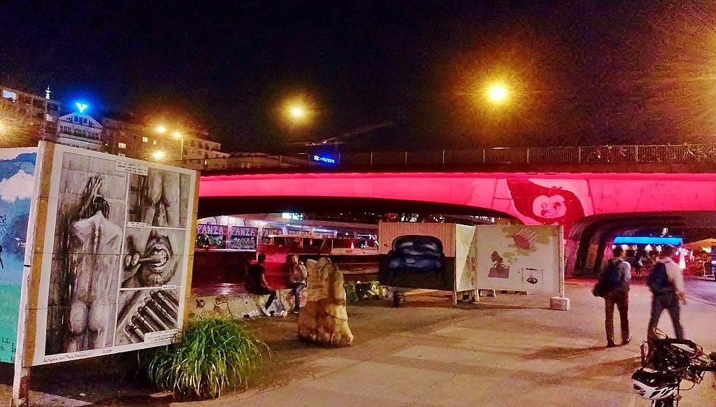 Street Art Wien Donaukanal