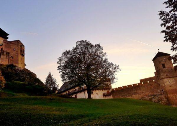 Burg Trencin und seine Liebesgeschichte