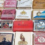 alte Zigarettenschachteln