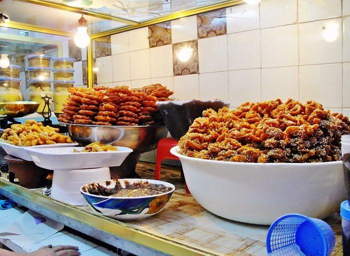 Ramadan Süßigkeiten, Marokkanische Küche - Genussführer