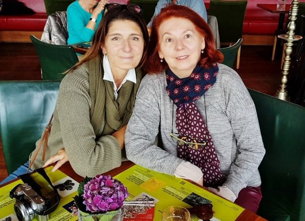 Bloggerinnen in Salzburg