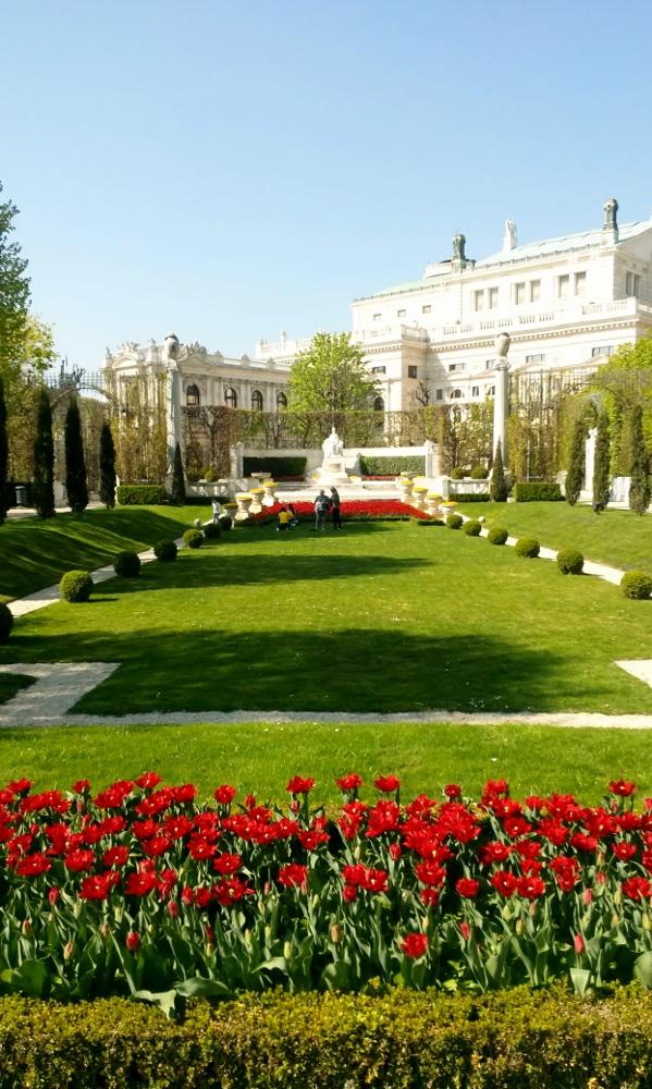 Sisi Denkmal als Wien Ausflugsziele kostenlos