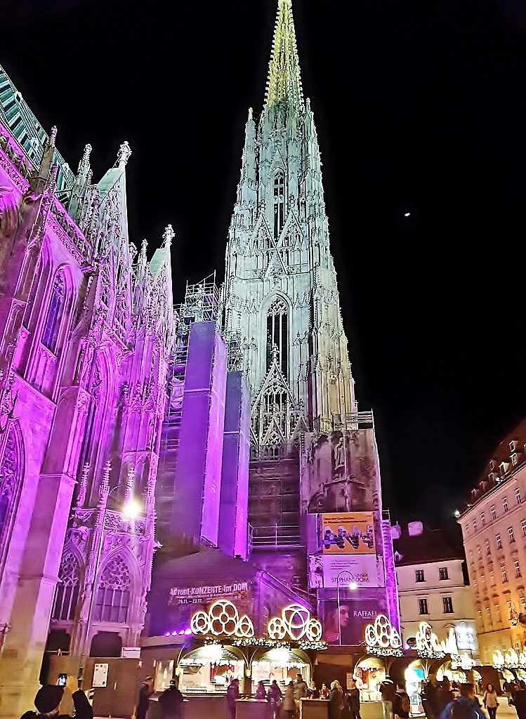 Wiener Stephansdorm als Wien Ausflugsziele kostenlos