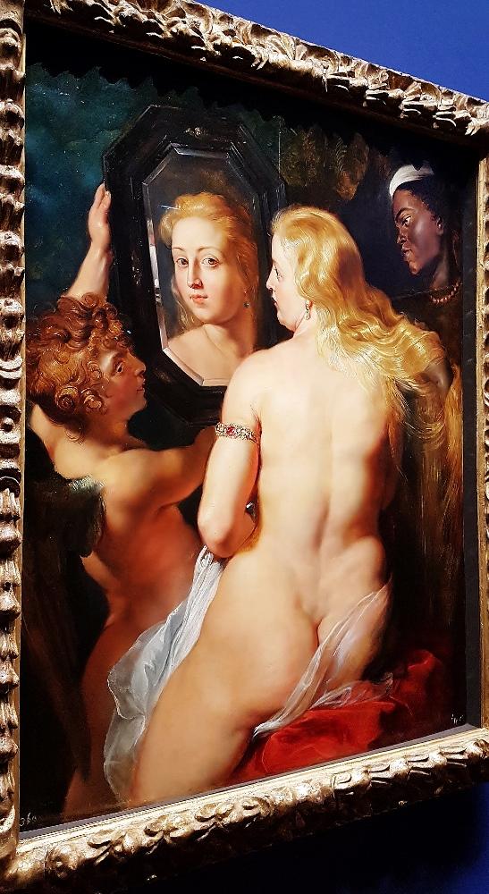 Rubens bis Makart Ausstellung Wien