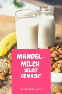 Canva für Mandelmilch