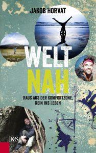 Buch Cover für Weltnah - Reise-Buch