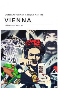 Street Art Wien Cover