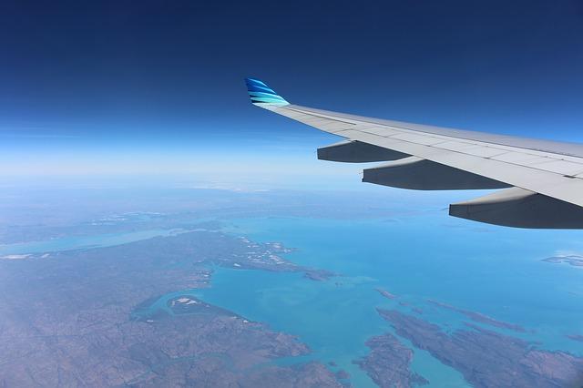 Reisen per Langstreckenflug