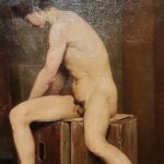 Klimt Gemälde im Leopold Museum Wien