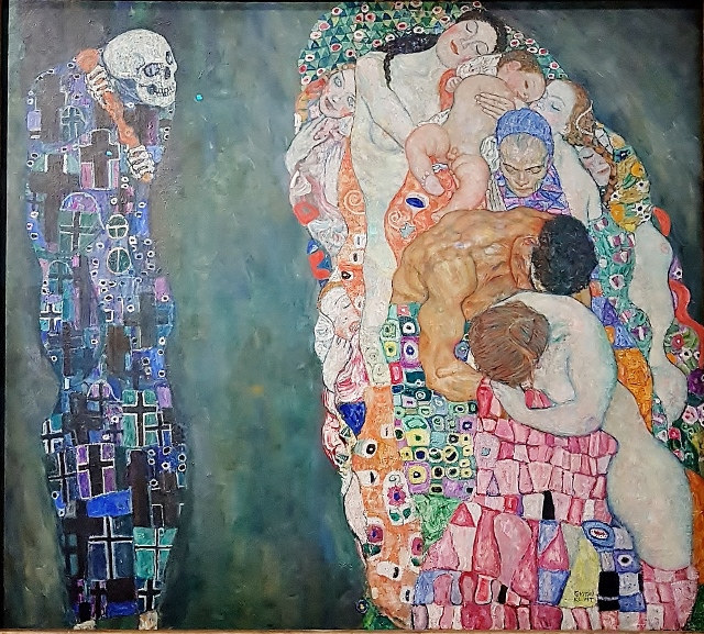Gemälde Gustav Klimt, Leopold Museum Wien