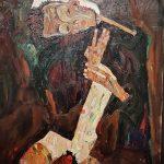 Egon Schiele Gemälde