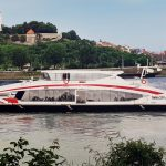 Reisen mit dem Schiff Wien - Bratislava