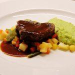 Tournedos Steak, Kochkurs in Wien mit Menü