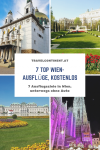 Canva für Wien Ausflüge kostenlos