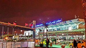 Reisen zum Flughafen Tunis