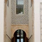 orientalischer Eingang