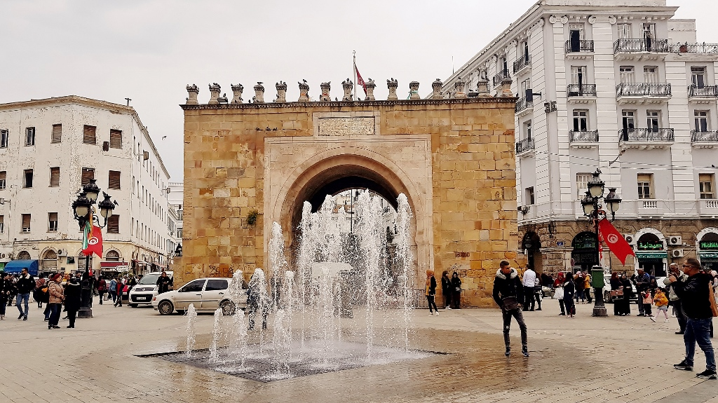 Tunis Sehenswürdigkeiten Kulturhauptstadt