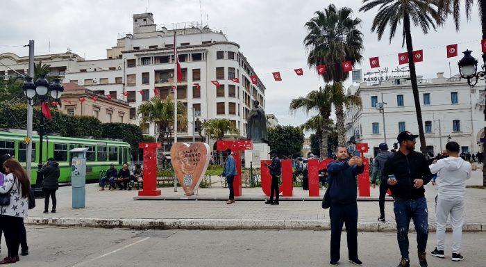 I love Tunis