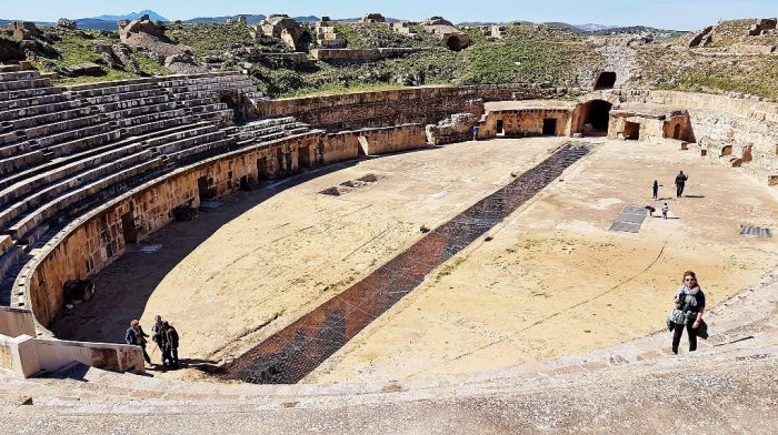 Tunis Ausflüge zu Amphitheater Oudna