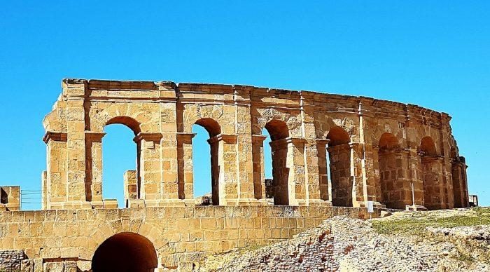 Tunis Ausflüge zu röm. Amphitheater
