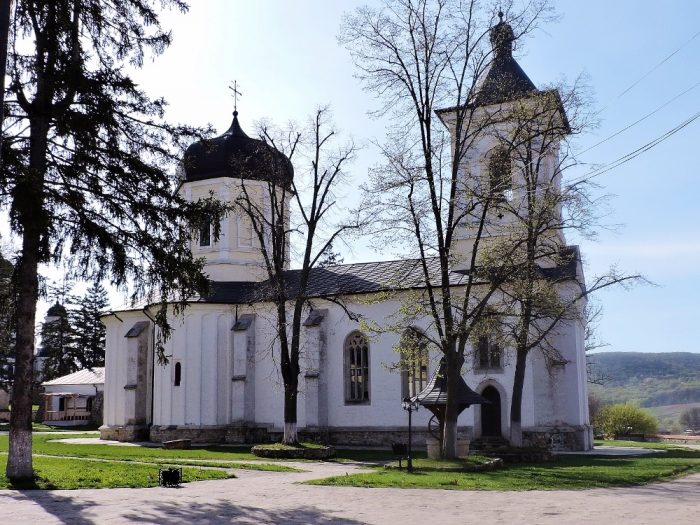 orthodoxes Kloster in Moldawien