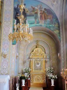 orthodoxe Kirche Capriana, Moldaiwen