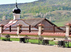 Klosterkomplex Moldawien