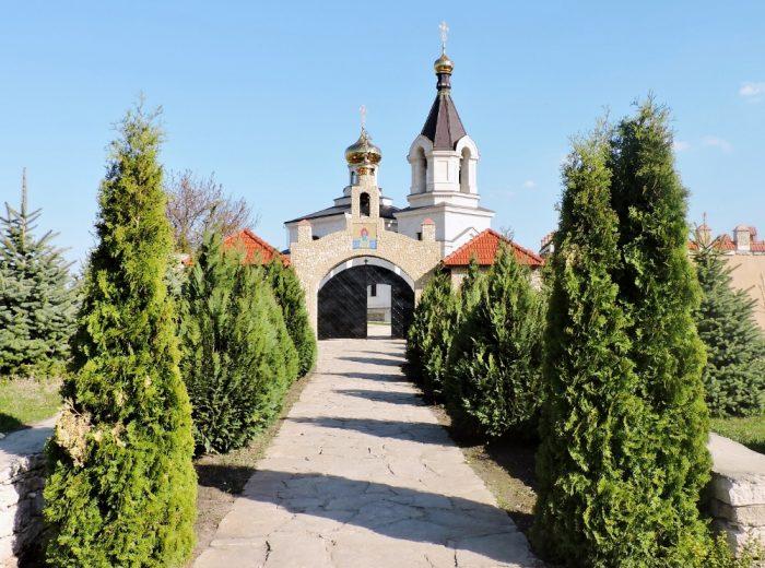 Moldawien Sehenswürdigkeiten, Kirche