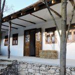 dörliches Haus in Moldawien