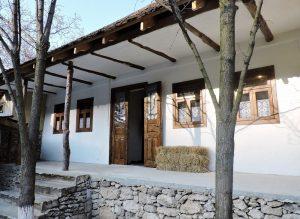 Moldawien Rundreise, ländliches Haus