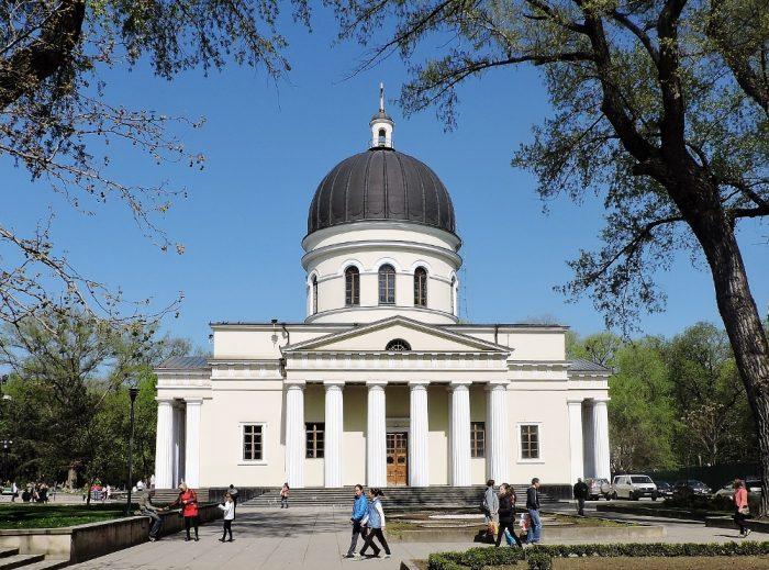 Kirche, Moldawien Sehenswürdigkeiten