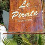 Restaurant namens Le Pirate