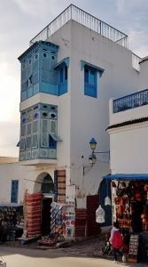 Haus in Sidi Bou Said in Tunesien