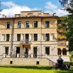 schöne Villa in Trenčianske Teplice.