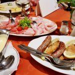 fränkisches Essen Rothenburg ob der Tauber