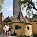 Rothenburg ob der Tauber Stadttor